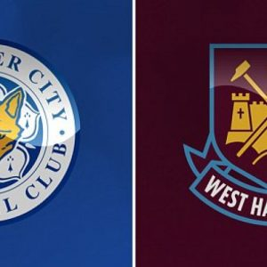 West Ham United vs Leicester City: Premier League prediction, team live stream, TV channel and match highlights