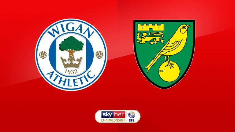 Wigan Athletic 1-1 Norwich City preview: Championship clash team news score prediction