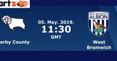 Derby County vs West Brom