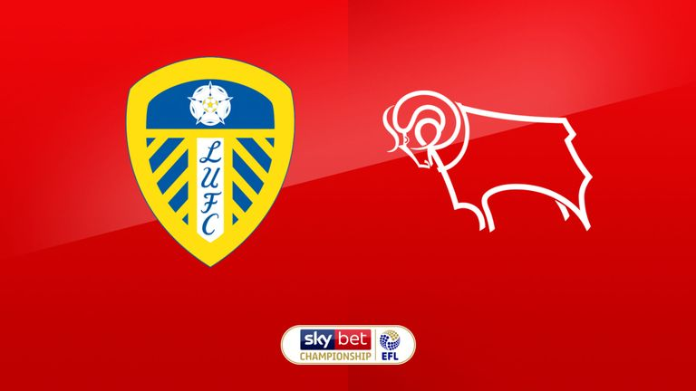 Derby County vs. Leeds United.