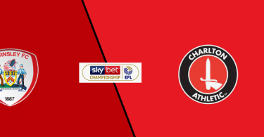 Barnsley vs Charlton Athletic