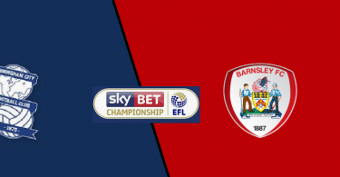 Birmingham City vs Barnsley