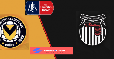 Grimsby Town vs Newport County AFC