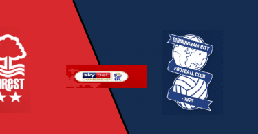 Nottingham Forest vs Birmingham City