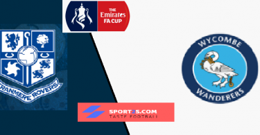 Tranmere Rovers vs Wycombe Wanderers