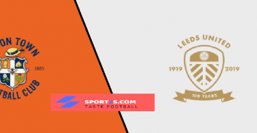 Luton Town vs Leeds United