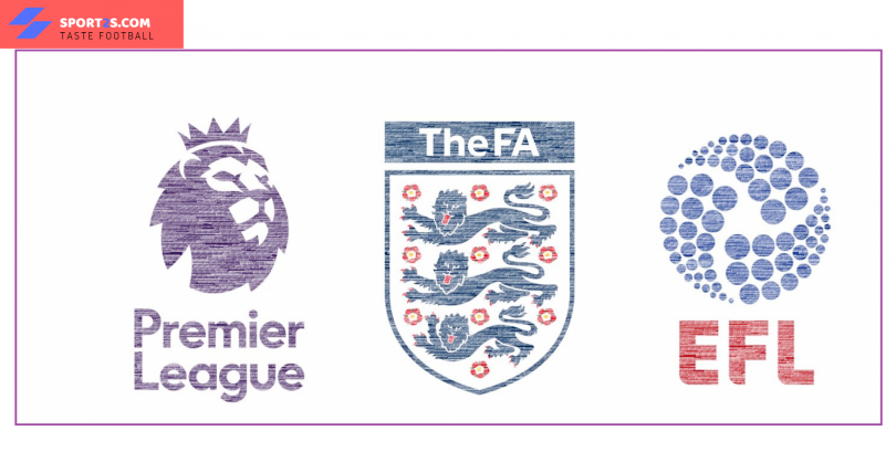 Premier League and EFL clubs